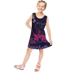 Maggie Chinchillin Version 2 Kids  Tunic Dress