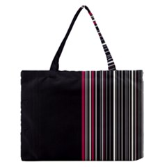 Elegant style Medium Zipper Tote Bag