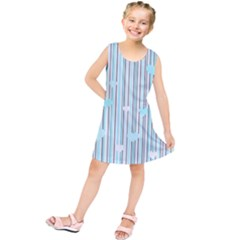 Cyan love Kids  Tunic Dress