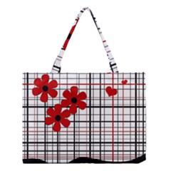 Cute floral desing Medium Tote Bag