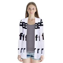 B Is For Border Collie Cardigans