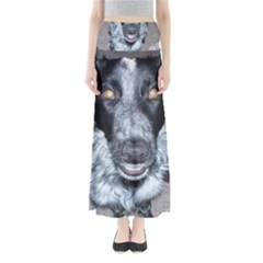 Border Collie 2 Maxi Skirts