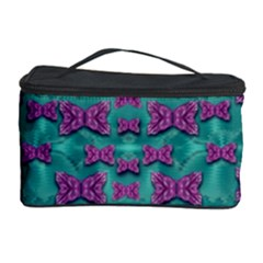 Peace And Freedom Over The Sea Of Softness Cosmetic Storage Case