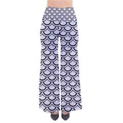 SCA2 BK-WH MARBLE (R) Pants