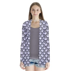 SCA2 BK-WH MARBLE (R) Cardigans