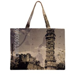 Chittorgarh Large Tote Bag