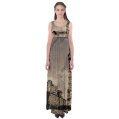 Chittorgarh Empire Waist Maxi Dress