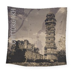 Chittorgarh Square Tapestry (large)