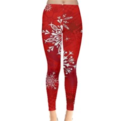 Christmas Pattern Leggings