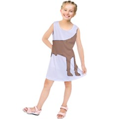 Cane Corso Silo Color Kids  Tunic Dress