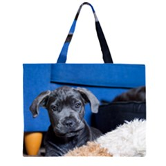 Cane Corso Pup Large Tote Bag