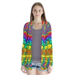 Colorful Trippy Cardigans