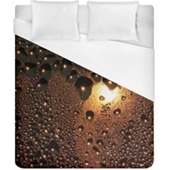 Condensation Abstract Duvet Cover (california King Size)