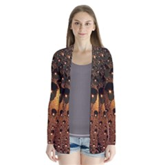 Condensation Abstract Cardigans