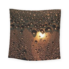 Condensation Abstract Square Tapestry (Small)