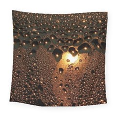 Condensation Abstract Square Tapestry (Large)