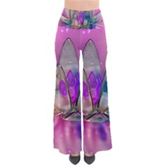 Crystal Flower Pants