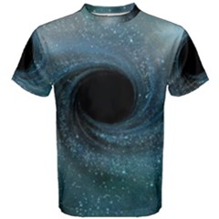 Cosmic Black Hole Men s Cotton Tee