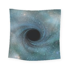 Cosmic Black Hole Square Tapestry (small)