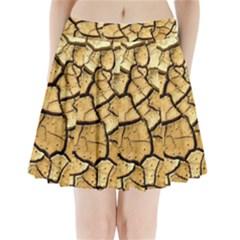 Dry Ground Pleated Mini Skirt