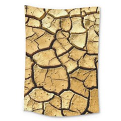 Dry Ground Large Tapestry