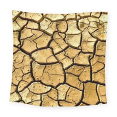 Dry Ground Square Tapestry (large)