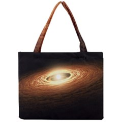 Erupting Star Mini Tote Bag