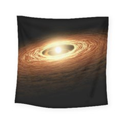 Erupting Star Square Tapestry (Small)