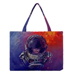 Eve Of Destruction Cgi 3d Sci Fi Space Medium Tote Bag