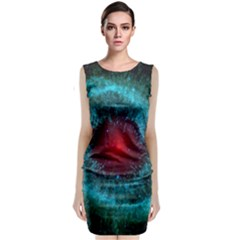 Fantasy 3d Tapety Kosmos Sleeveless Velvet Midi Dress