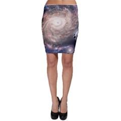 Galaxy Star Planet Bodycon Skirt
