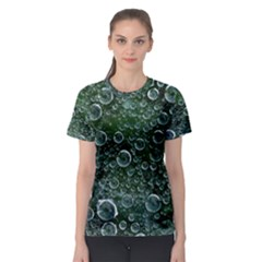 Morning Dew Women s Sport Mesh Tee
