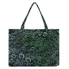 Morning Dew Medium Zipper Tote Bag