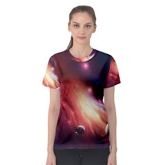 Nebula Elevation Women s Sport Mesh Tee