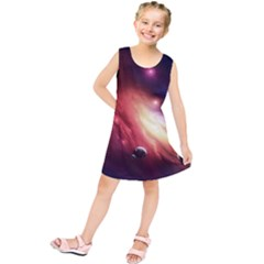 Nebula Elevation Kids  Tunic Dress
