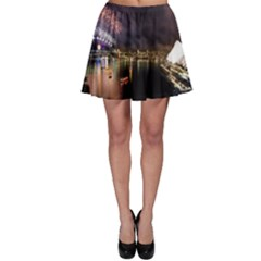 New Year's Evein Sydney Australia Opera House Celebration Fireworks Skater Skirt