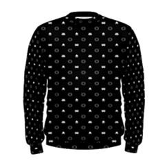 Space Black Men s Sweatshirt