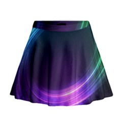 Spaces Ring Mini Flare Skirt