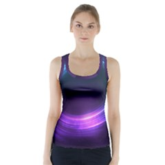 Spaces Ring Racer Back Sports Top