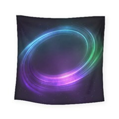 Spaces Ring Square Tapestry (small)
