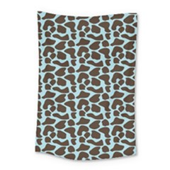 Giraffe Skin Animals Small Tapestry