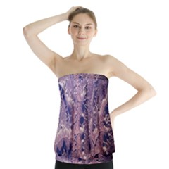 Grand Canyon Space Strapless Top