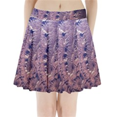 Grand Canyon Space Pleated Mini Skirt