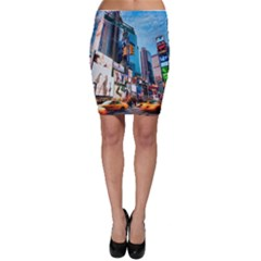 New York City Bodycon Skirt