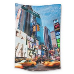 New York City Large Tapestry