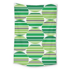 Mint Green Large Tapestry