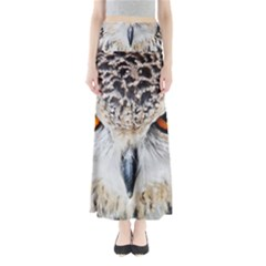 Owl Face Maxi Skirts