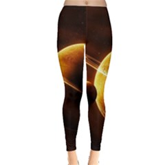 Planets Space Leggings