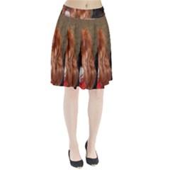 2 Ckcs Pleated Skirt