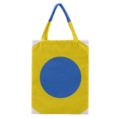 Ukrainian Air Force Roundel Classic Tote Bag